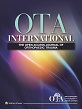 Cover image for the OTA International Journal